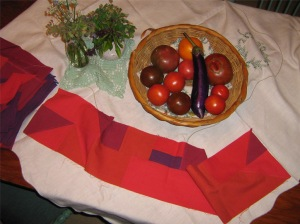 tomatos&scarf