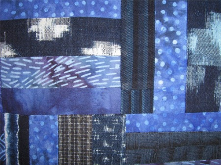 indigo table scarf detail-2
